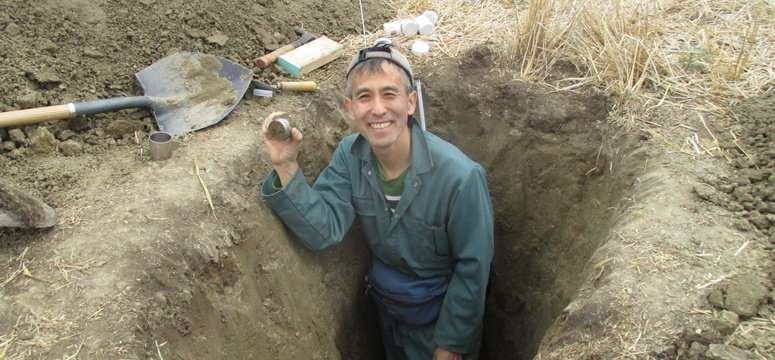 Researcher gives a glimpse into a limited resource—groundwater