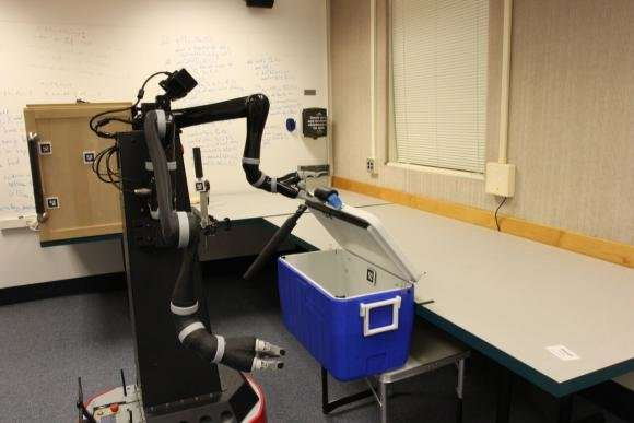 Researchers help robots think and plan in the abstract