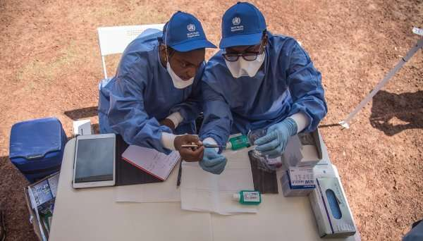 Research is saving lives in the Ebola outbreaks in DRC