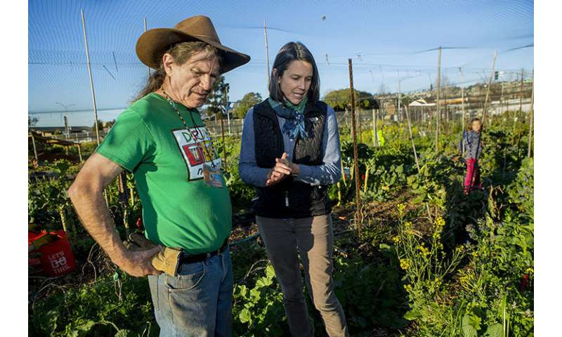 Restoring culturally relevant food systems to Native American and immigrant populations