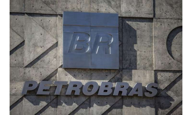 Results suggest Petrobras is turning around after a sharp drop in crude prices and a mammoth corruption scandal in the company