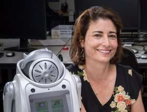 Robots helped patients' with drug and exercise routines