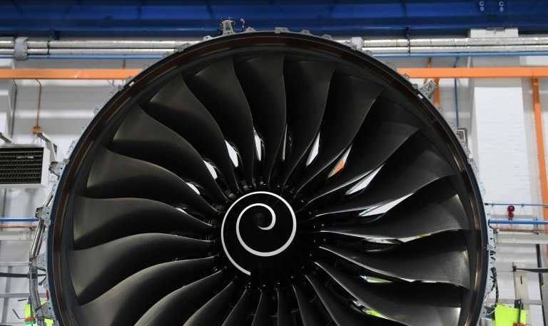Rolls-Royce is giving its restructuring a boost