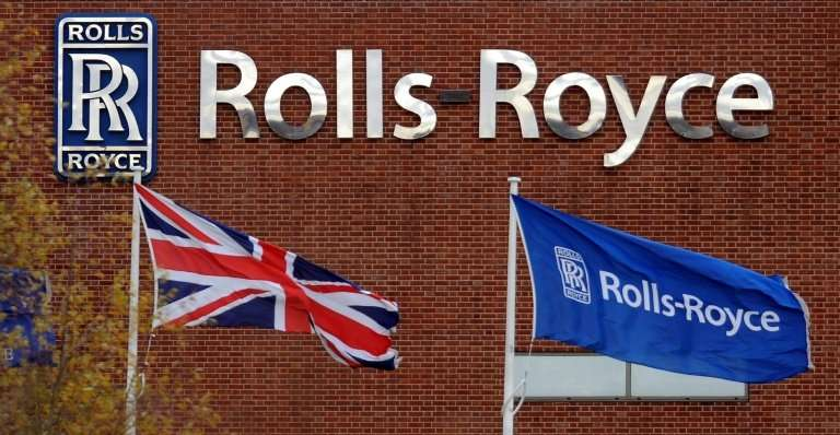 Rolls Royce said it was taking contingency measures and may have to stockpile parts