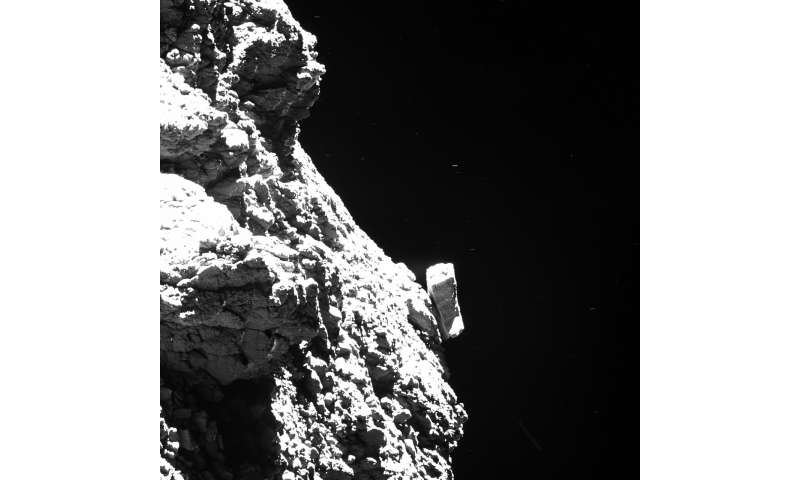 Rosetta image archive complete