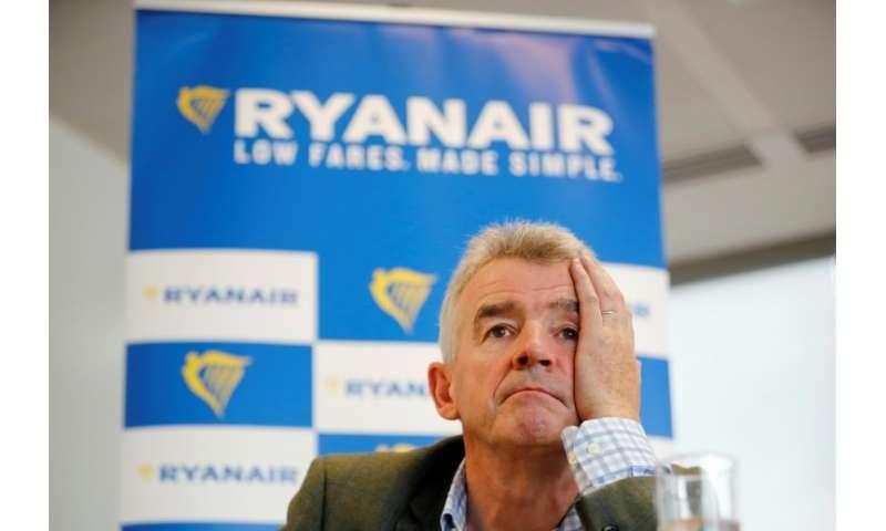 Ryanair CEO Michael O'Leary has had quite a few headaches this year