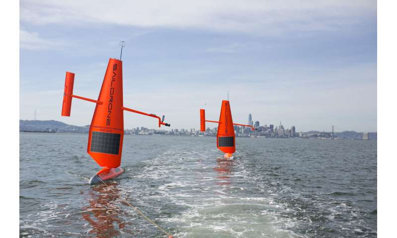 Saildrone to provide valuable ocean data