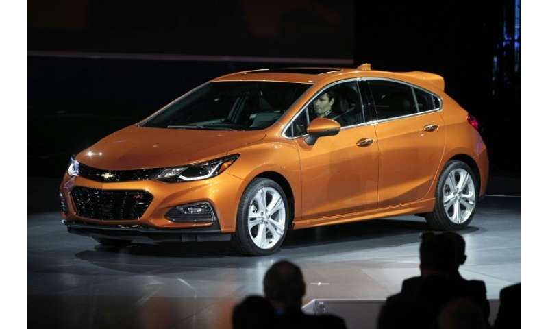 Sales of the Chevy Cruze dropped 32 percent in the last four years as Americans have shunned small cars in favor of SUVs, prompt