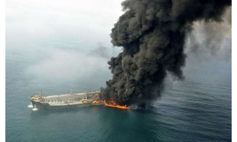 Sanchi oil tanker disaster—how spills and accidents can make ships safer