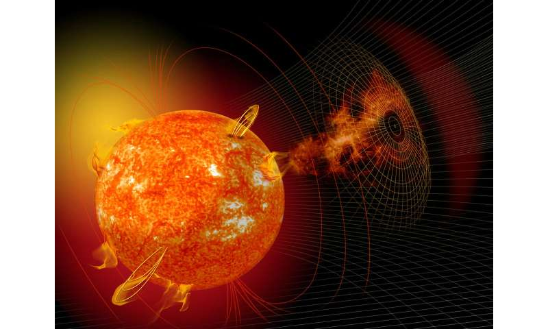 Scientist explores a better way to predict space weather