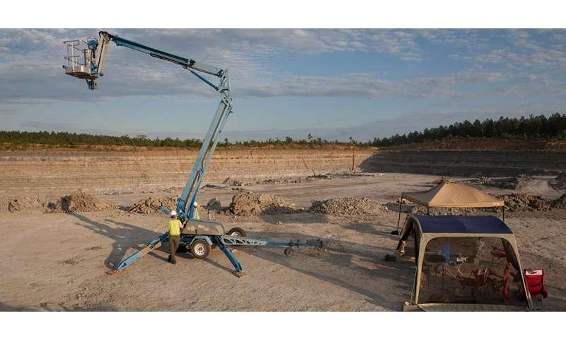 Scientists digitally preserve important Arkansas dinosaur tracks