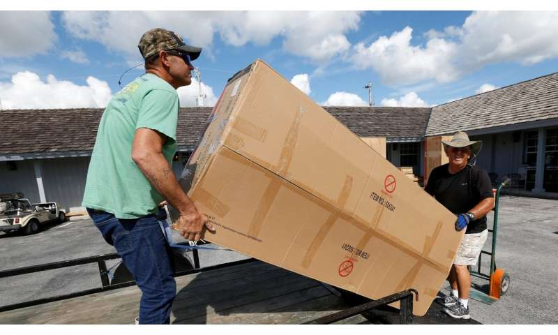 Sending help where it's needed most after disasters