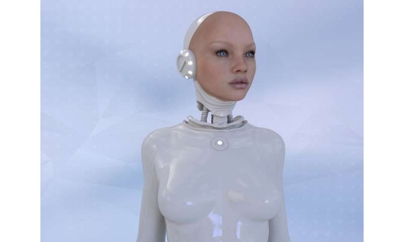 Sex robots are already here, but are they healthy for humans?