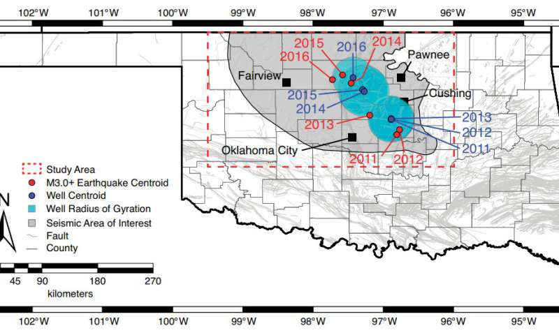 Shakedown in Oklahoma: To cut the number of bigger earthquakes ...
