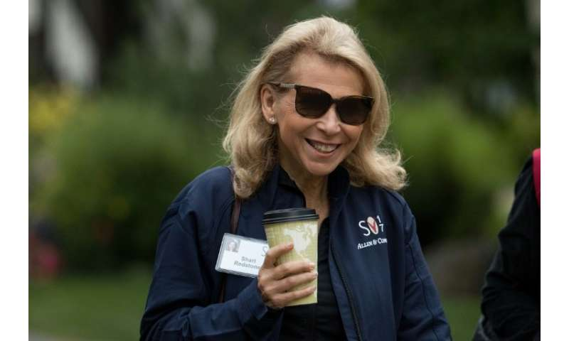 "Shari Redstone, who controls CBS through the family holding company National Amusements, denounced a ""brazen"" effort b"