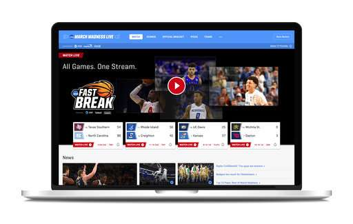 Shhh! How to stream March Madness when the boss isn't around