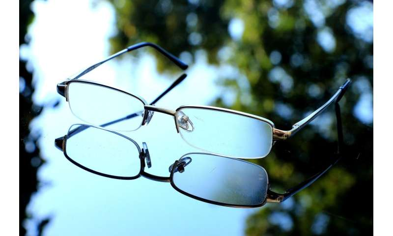 Spending more time in education causes myopia, study
