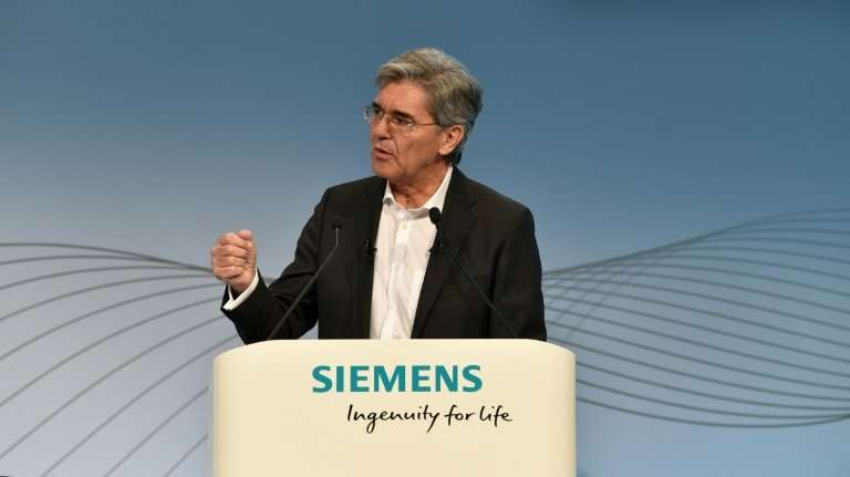 Siemens CEO Joe Kaeser sees potential to cut up to 20,000 jobs at the engineering giant as part of a major cost-cutting drive, a