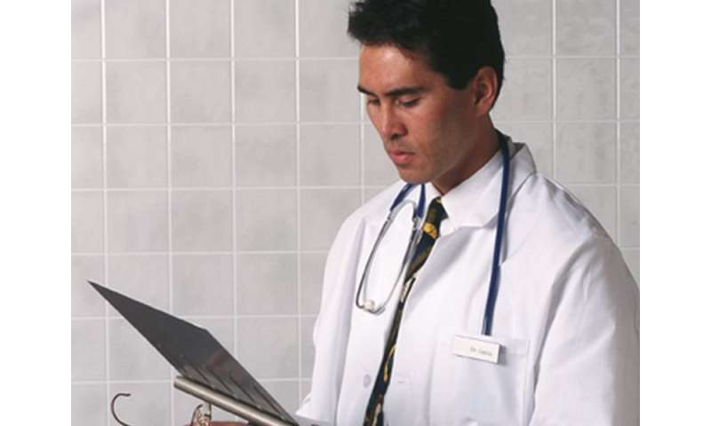 Significant ultrasound practice needed to diagnose appendicitis