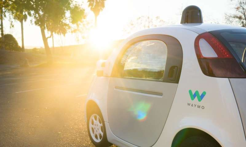 Silicon Valley is winning the race to build the first driverless cars
