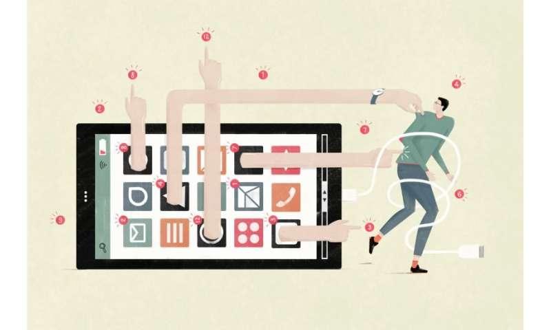 Simple digital detox tips can curb phone addiction habits
