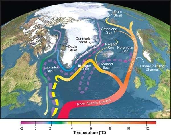 Sluggish ocean currents caused european heat wave some 12000 years ago gumiabroncs Images