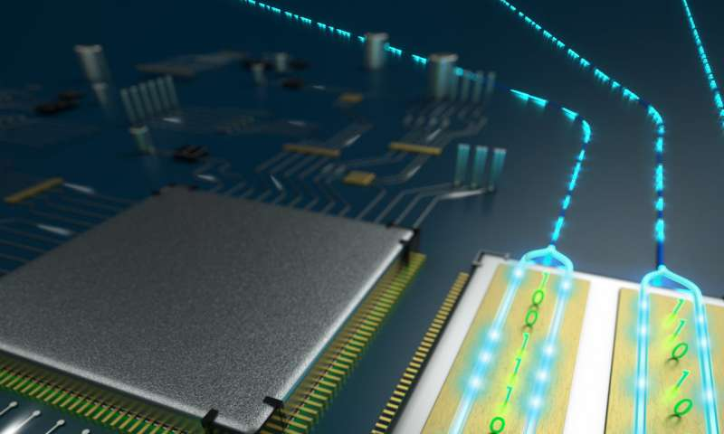 Smaller, faster and more efficient modulator sets to revolutionize optoelectronic industry