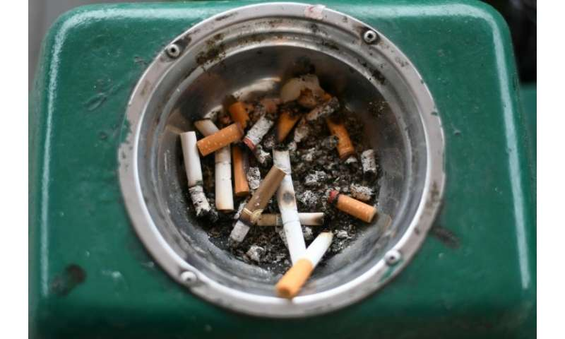 Smoking claims nearly seven million lives every year