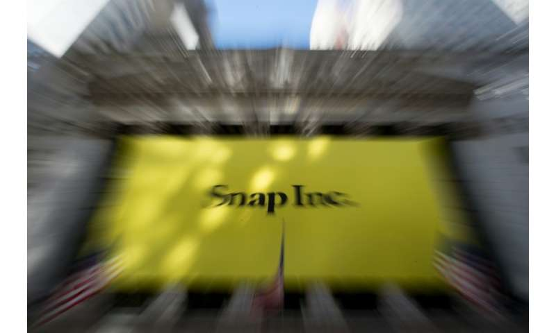 Snapchat parent Snap Inc. got a lift from its fourth quarter results, showing revenue growth better than expected