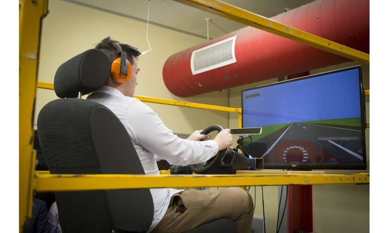 Snooze mobiles: How vibrations in cars make drivers sleepy