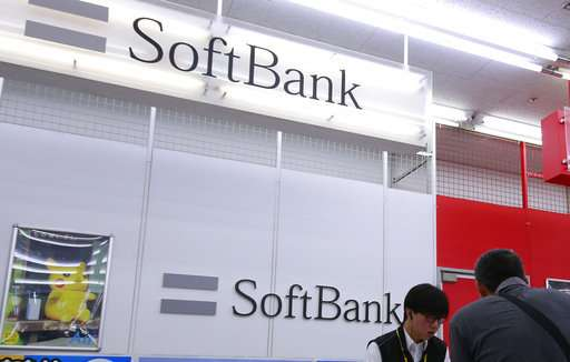 SoftBank's profits soar on sales growth, Sprint improvement