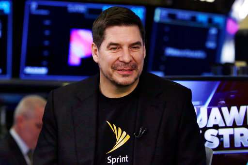 Sprint's rough week