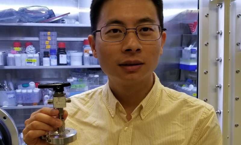 Stanford researchers have developed a water-based battery to store solar and wind energy