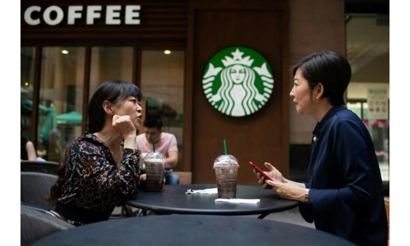 Starbucks has more than 3,400 cafes in more than 140 Chinese cities and has said a new outlet opens every 15 hours in the countr