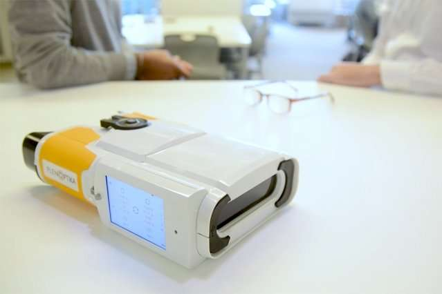 Startup aims to make vision care more accessible in developing world