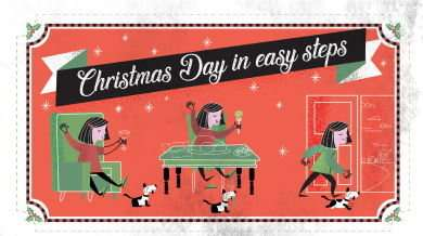 Starving, sprouts and strolls: how to step into Christmas healthily