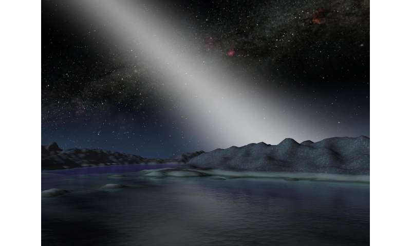 Stellar dust survey paves way for exoplanet missions