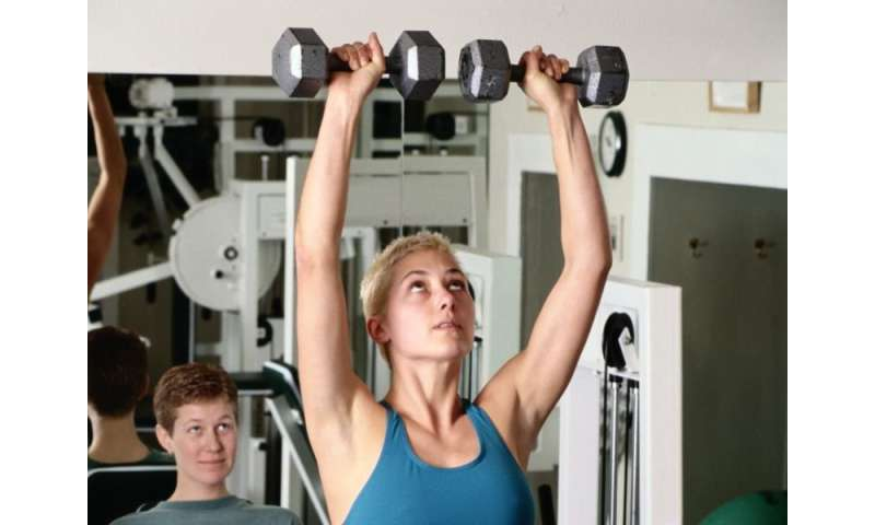 Step up your strength training