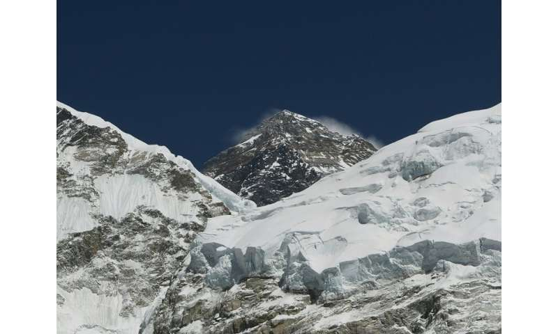 Steve Plain summited Everest in the early hours of Monday, 117 days after he reached the peak of Mount Vinson—the highest mounta