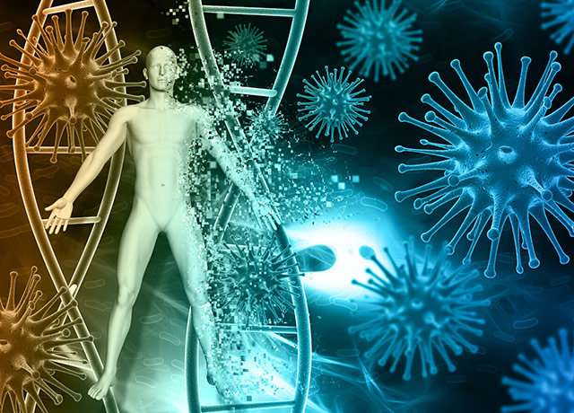 Strategy introduces stable components of flu virus for long-lasting, DNA-enhanced protection