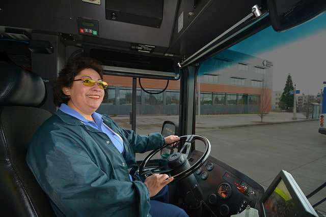 Stress and weight-related conditions prevalent among rookie bus drivers