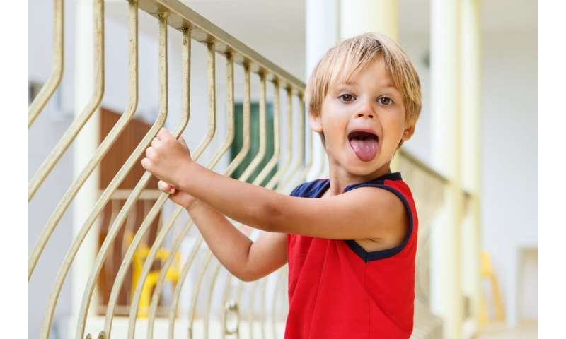Stressed about managing your child's behaviour? Here are four things every parent should know