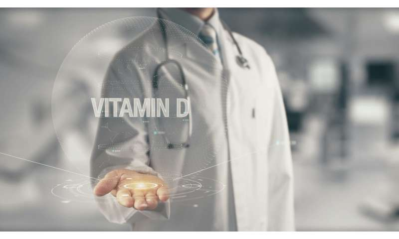 Stress of open-heart surgery significantly reduces vitamin D levels, but supplementation helps