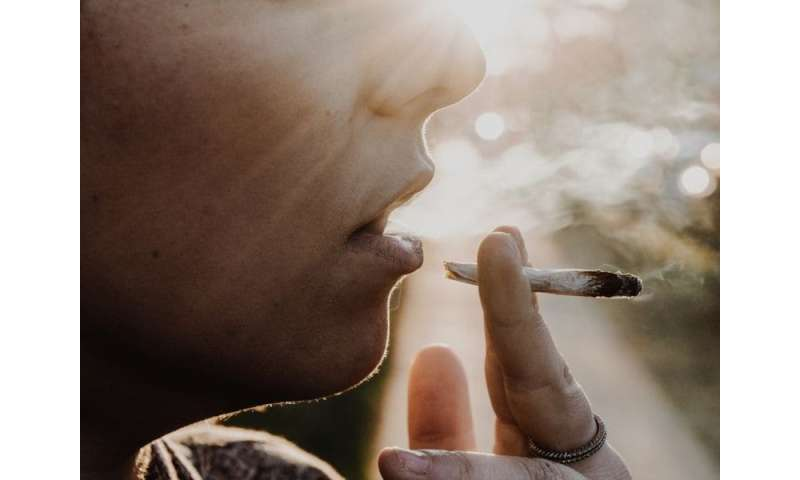Stroke rates higher among pot users