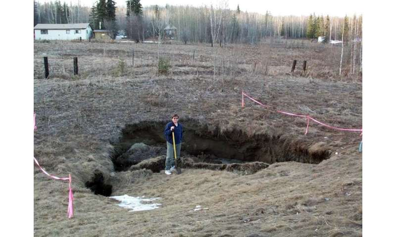 Study: Degrading permafrost puts Arctic infrastructure at risk by mid-century