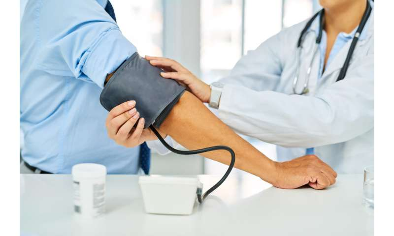Study links type of blood pressure medication to increased variability and higher risk of death