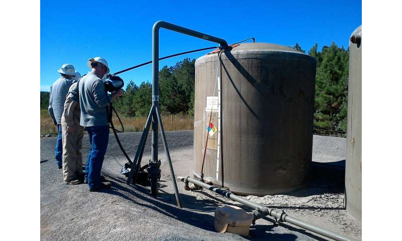 Study reconciles persistent gap in natural gas methane emissions measurements