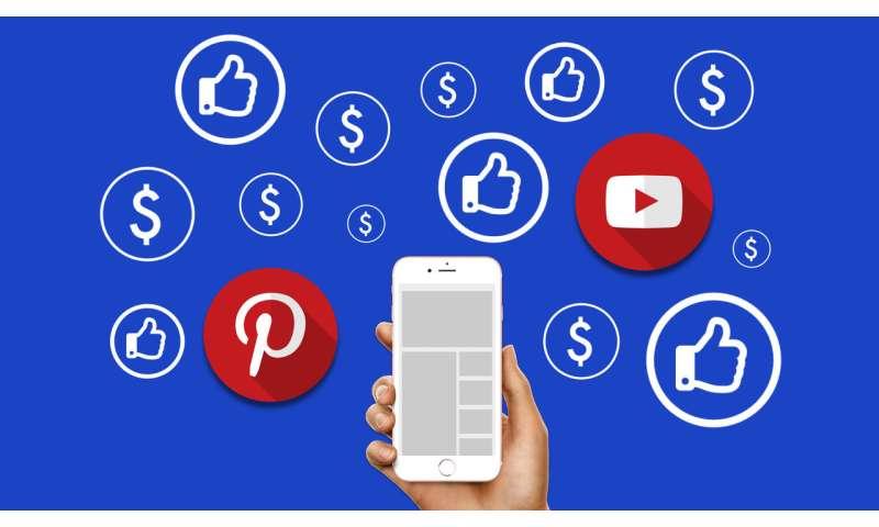 Study scrutinizes hidden marketing relationships on social media