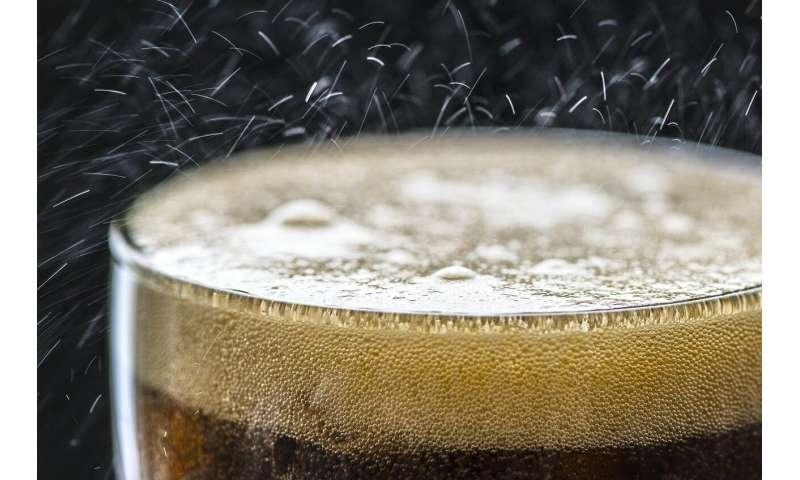 sugary beverage