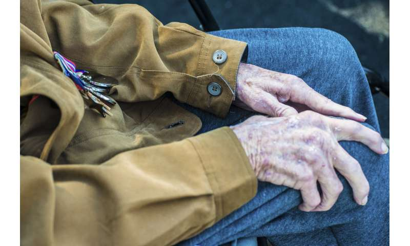 Suicide risk higher among older vets who were in jail